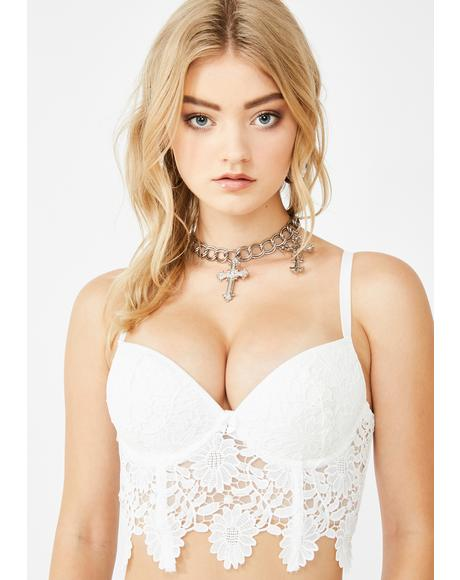 Dreamy Luv Lace Bra