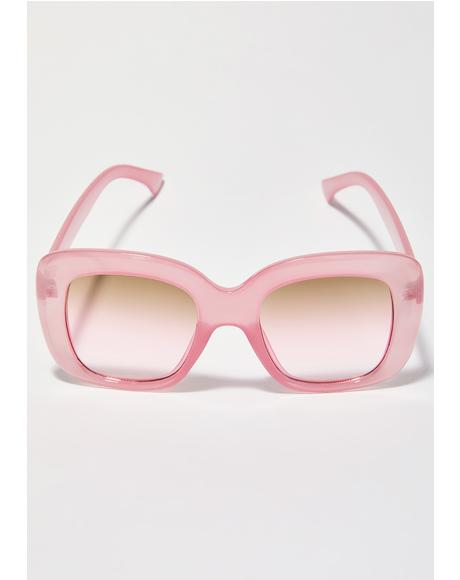 Prissy Missy Square Sunglasses