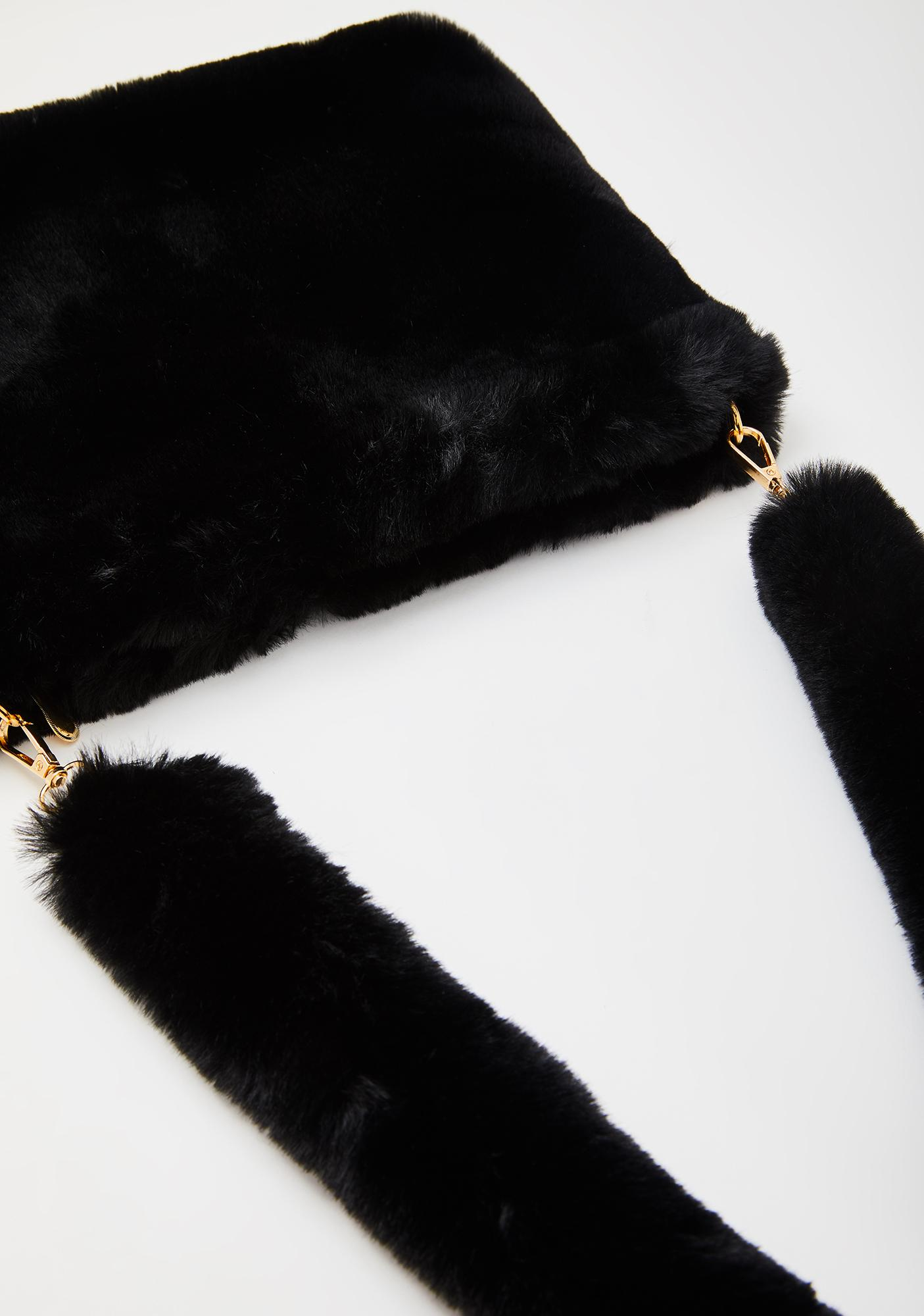 Dark Below Zero Baby Fuzzy Bag
