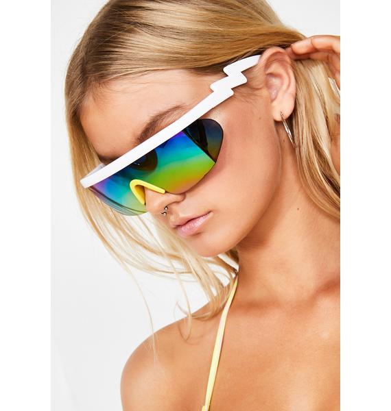 Pure Turbo Thot Shield Sunglasses