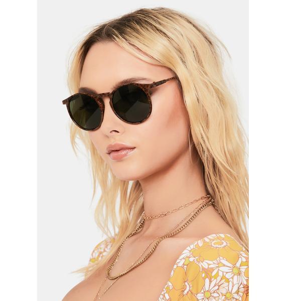 Good Times Eyewear Boyle Round Sunglasses