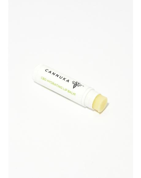 CBD Hydrating Lip Balm