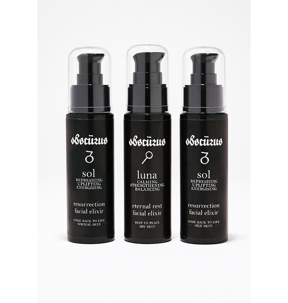 Obscurus Luna Eternal Rest Facial Elixir- Dry Skin