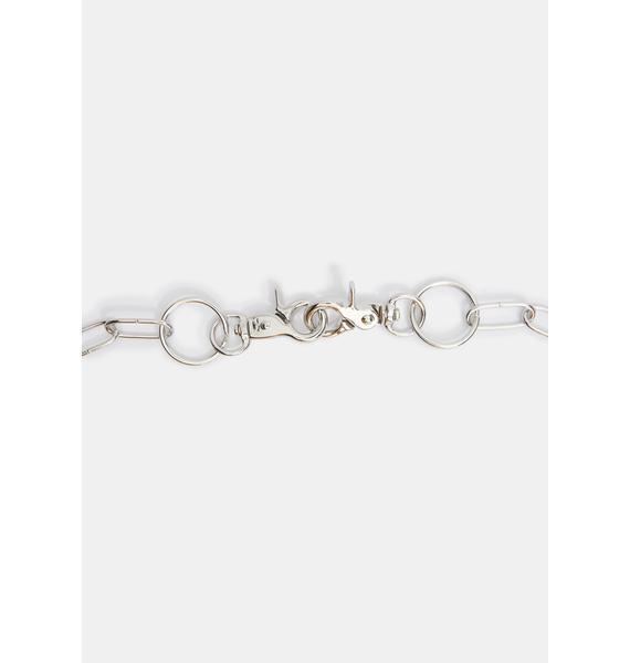 Take My Advice Belt Loop Chain
