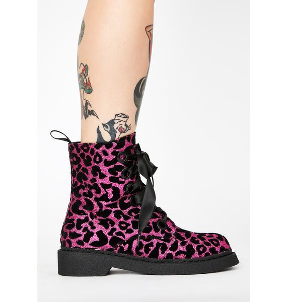 Lamoda Full Glitz Ankle Boots