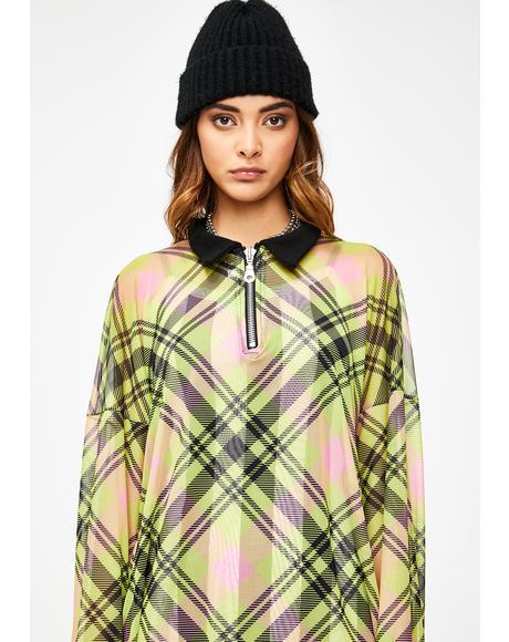 Steady Shirt Dress