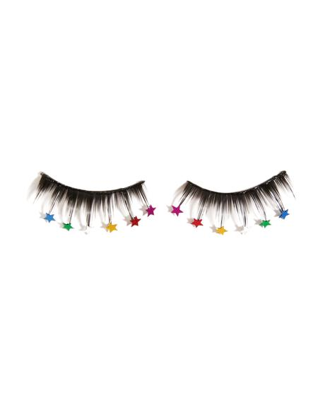 Star Tipped Lashes