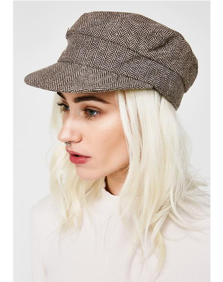 Sugar Magnolia Biker Cap
