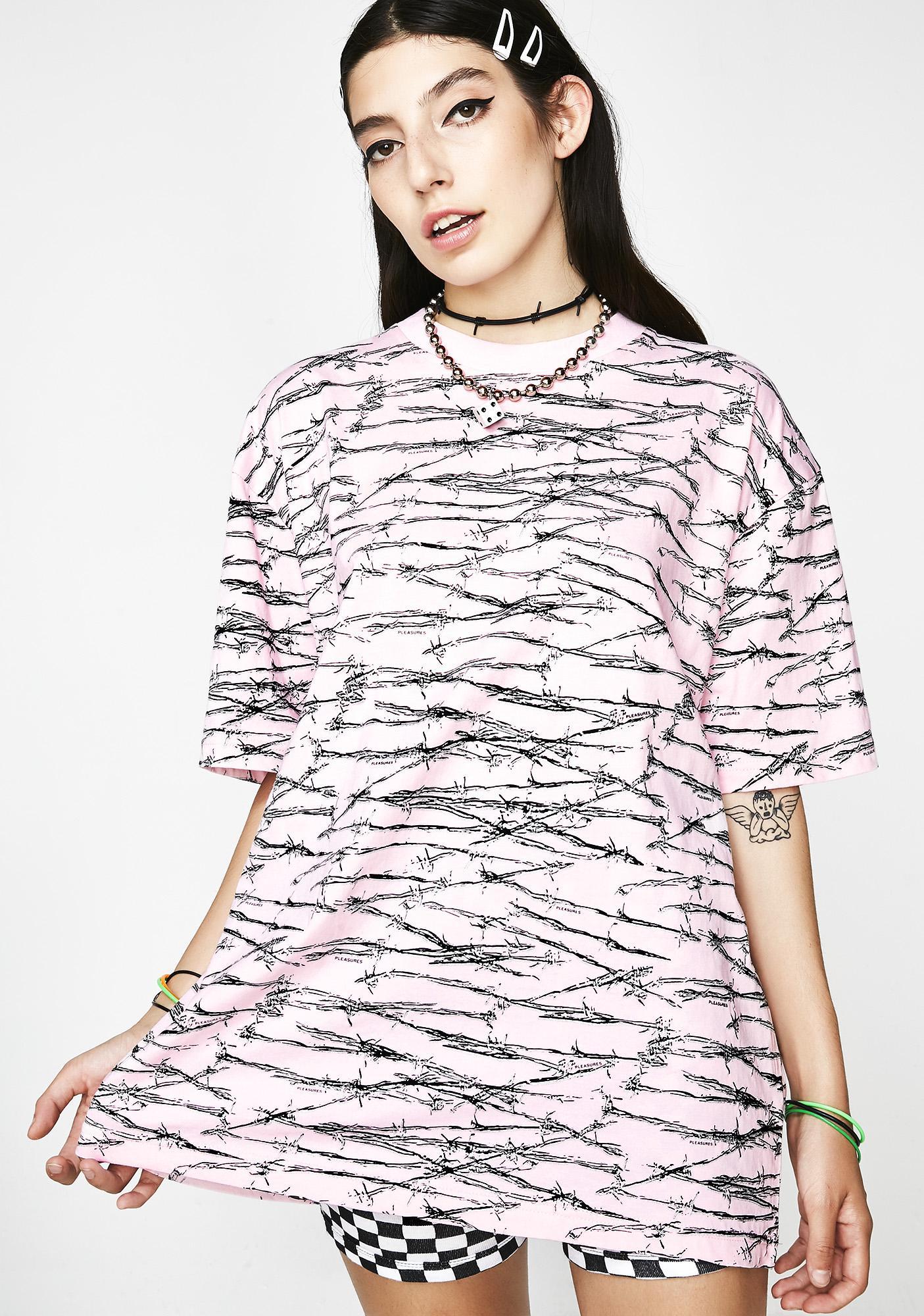 Pleasures Barb Wire Shirt