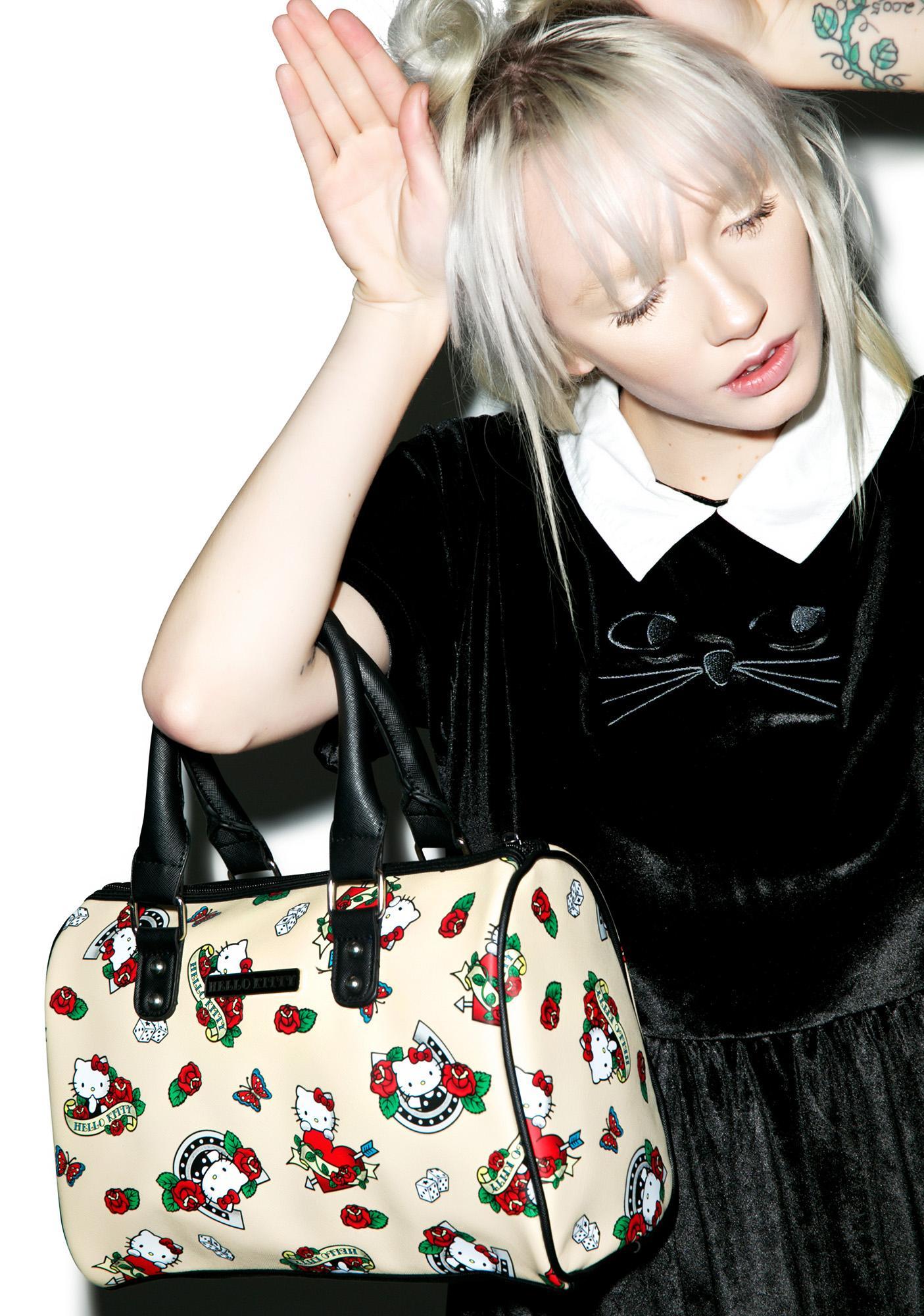 Sanrio Hello Kitty Rose Satchel