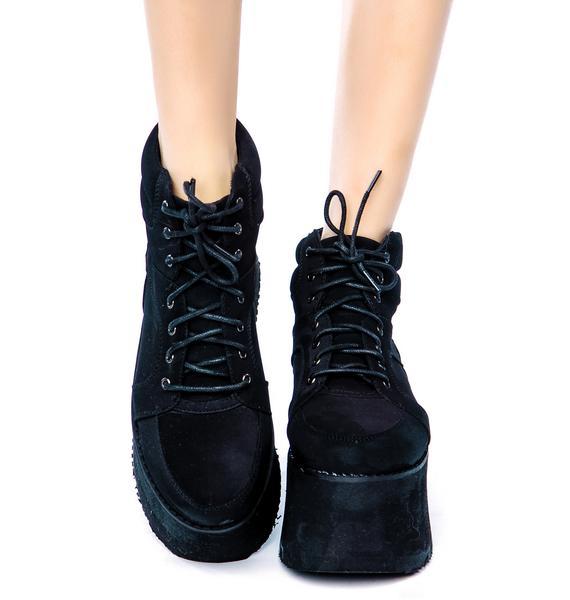 MTNG Fiona Laredo Platform Shoes