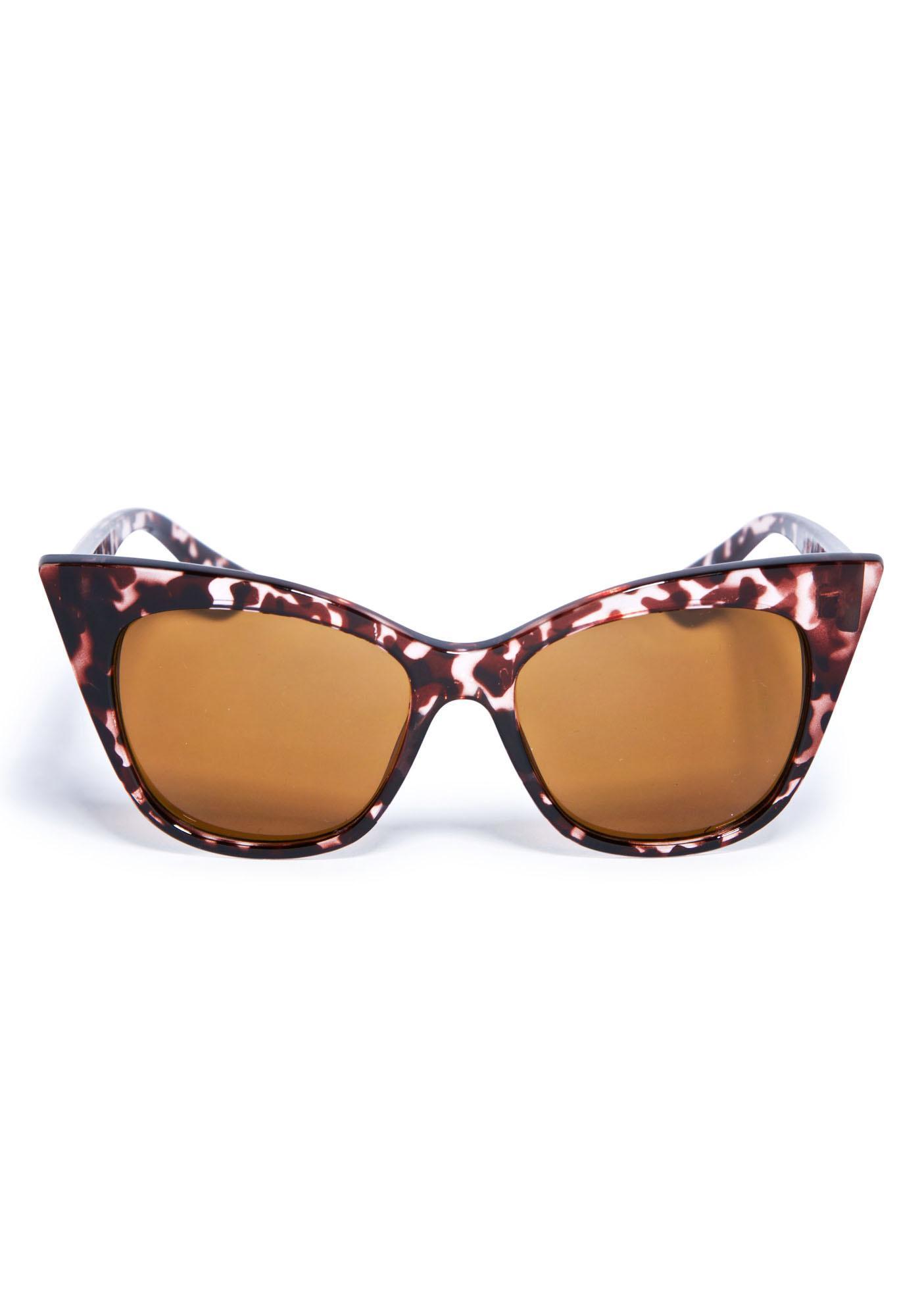 Quay Eyeware Modern Love Sunglasses