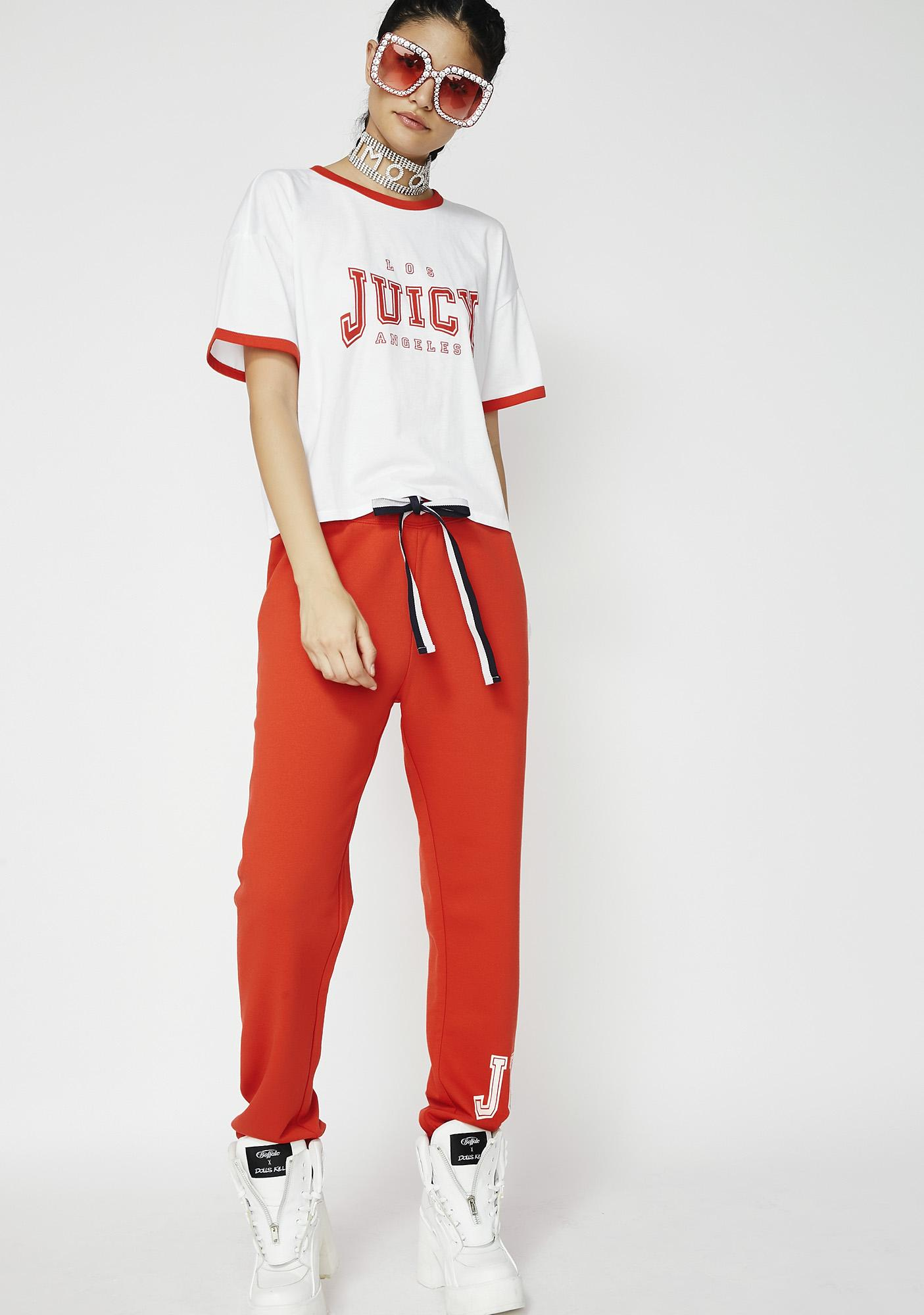 JUICY COUTURE Juicy LA Logo Graphic Tee