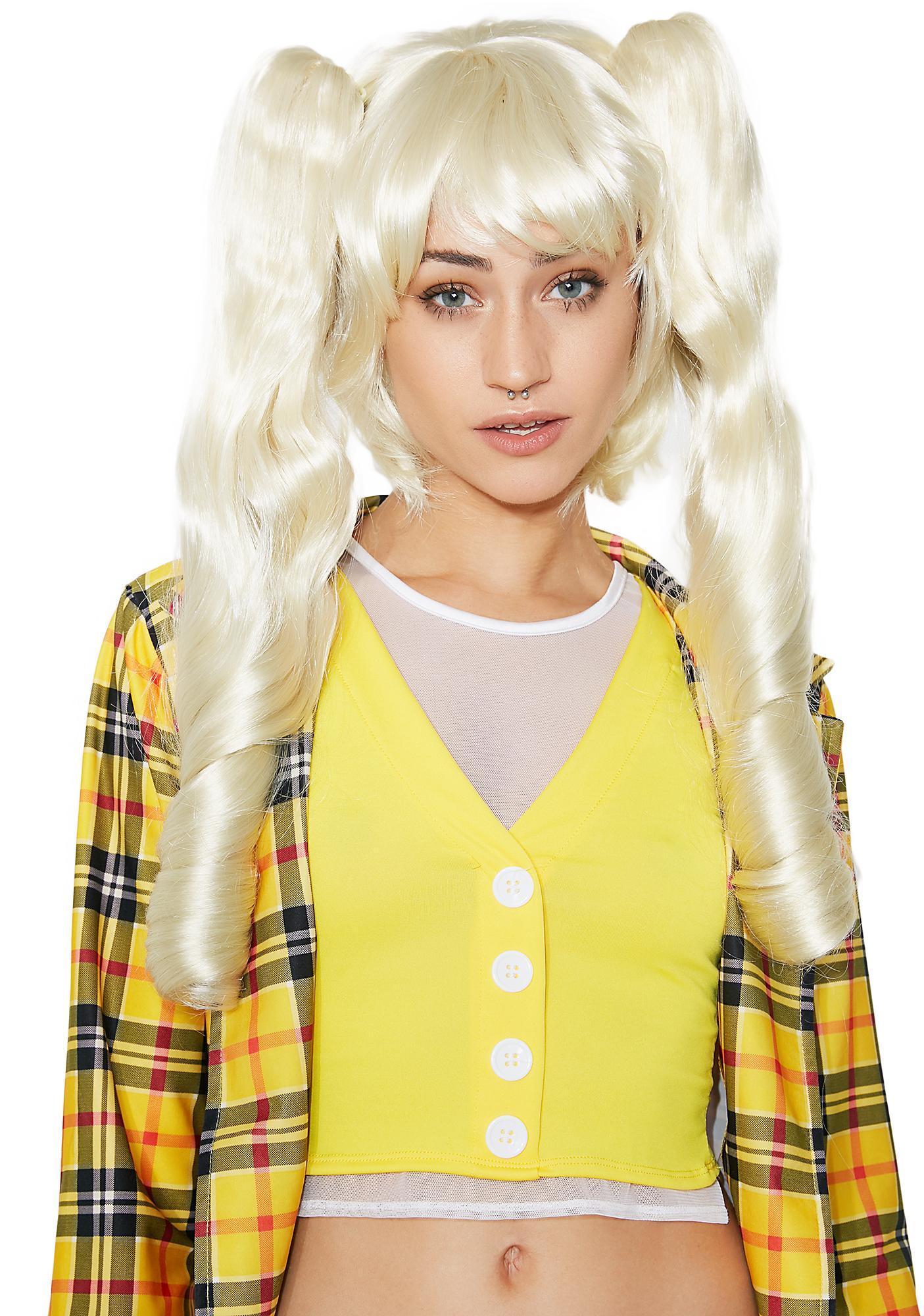 Golden Locks Wig