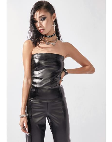 Wild For The Night Vegan Leather Set