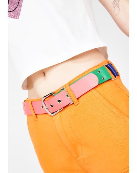 Candy Melt Rainbow Belt