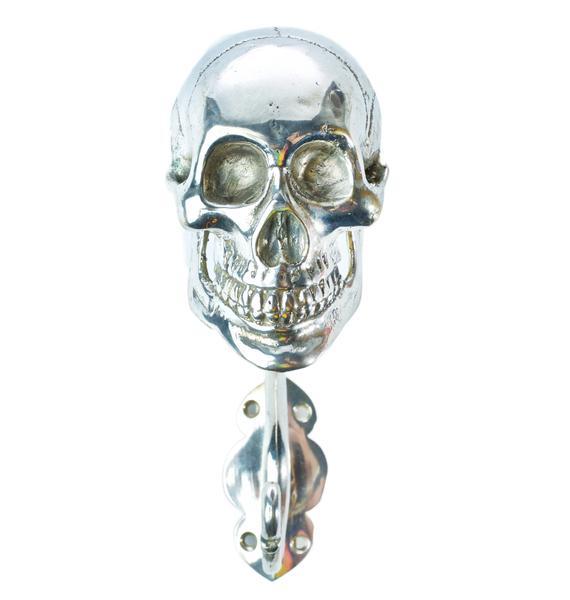 Hang Man Skull Hook