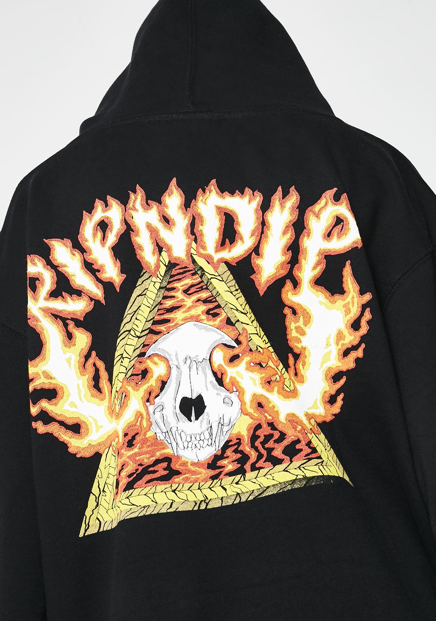 RIPNDIP Inferno Pullover Sweater