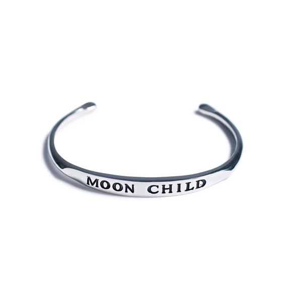 Moon Child Bangle