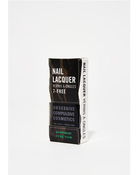 Tarred Nail Lacquer