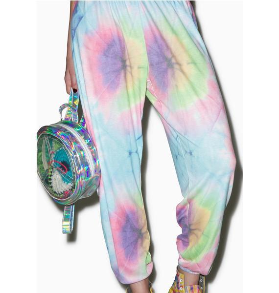 Wildfox Couture Unicorn Dye Easy Sweats
