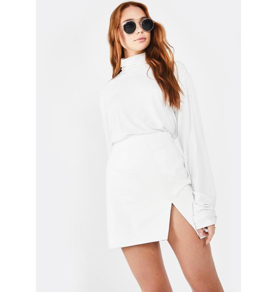 She is Us Alexandra Mini Skirt