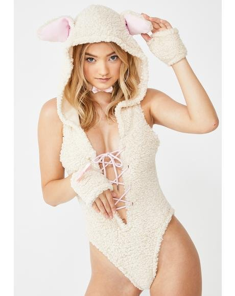 Baa-Baa Babe Costume Set