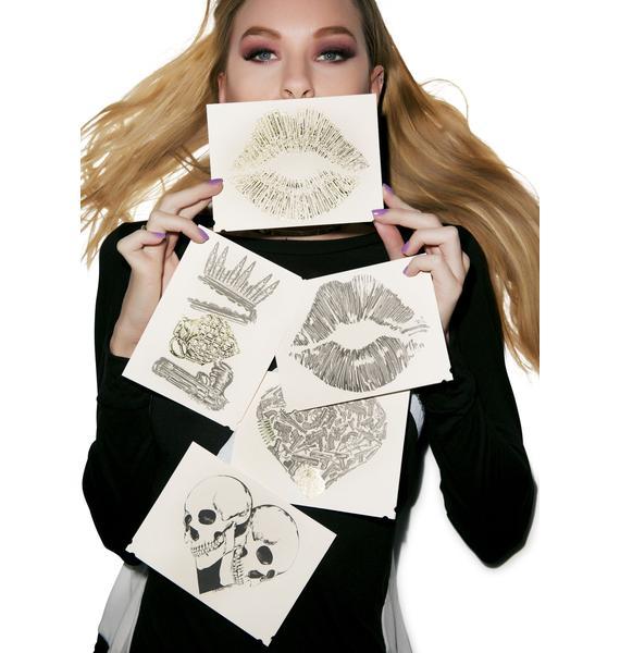 Lauren Moshi Love Box Set Of Cards
