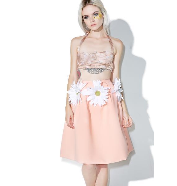 Fete Fleur Bubble Dress