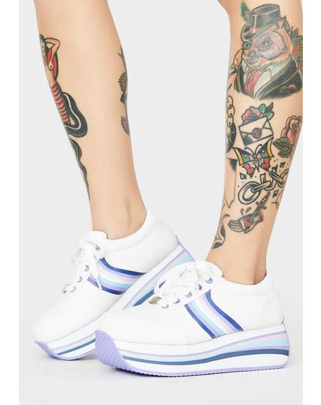 A Thousand Miles Platform Sneakers