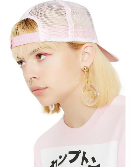 Loud N' Clear Drop Earrings
