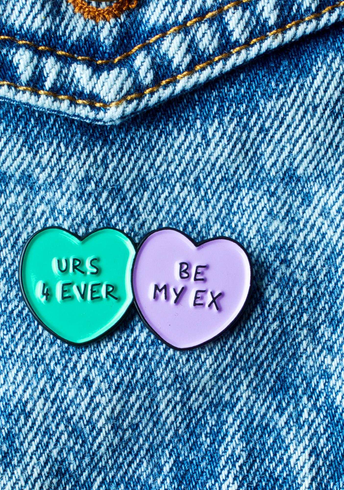 Urs 4Ever Pin