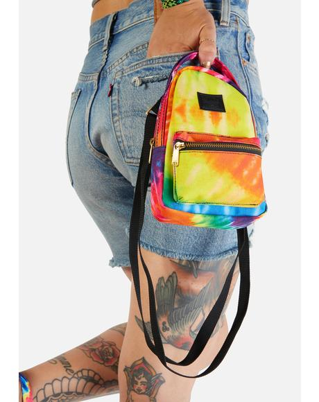 Rainbow Tie Dye Nova Crossbody