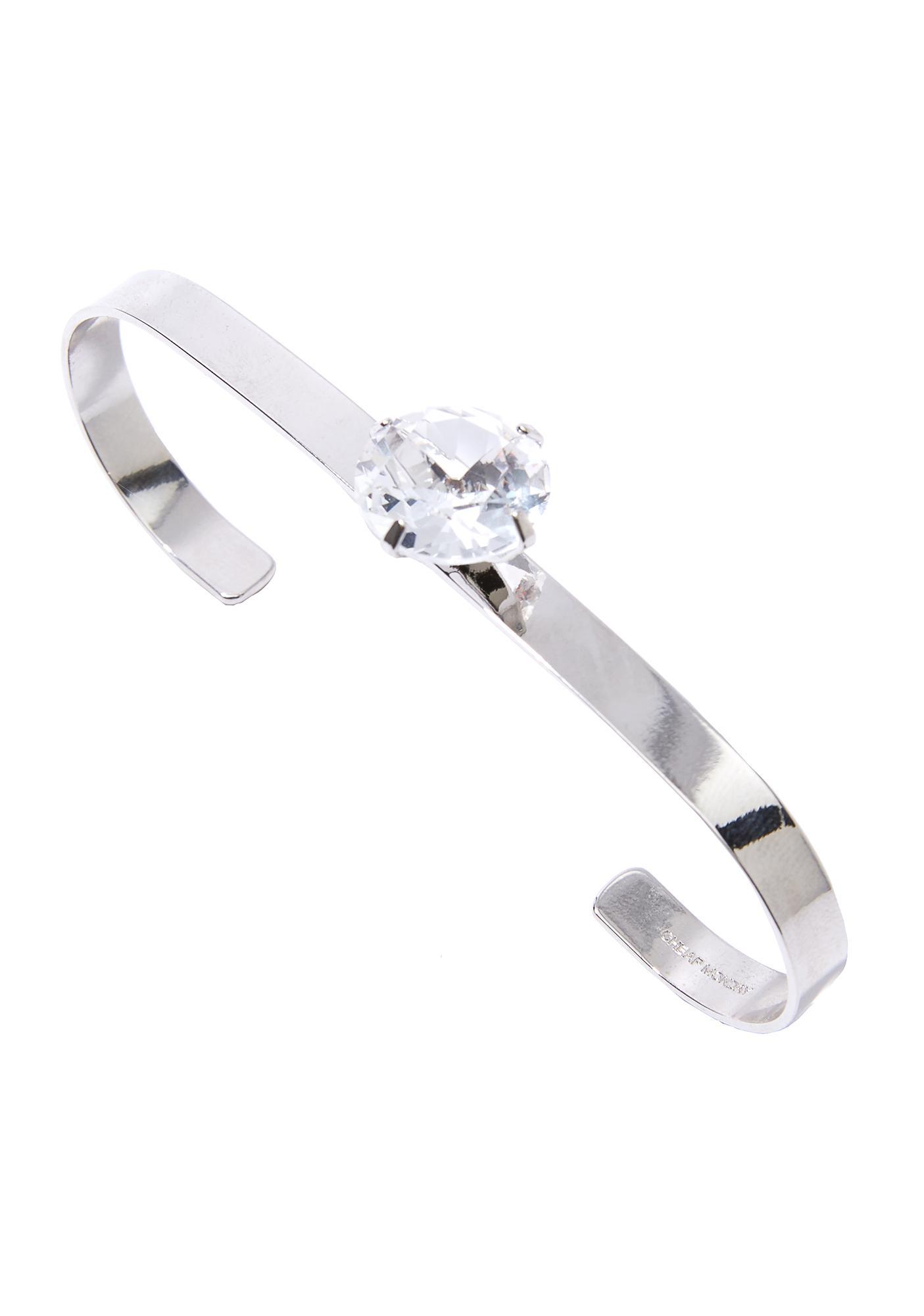 Cheap Monday Diamond Hand Ring