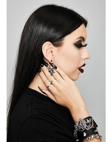 Seance Sidekick Drop Earrings