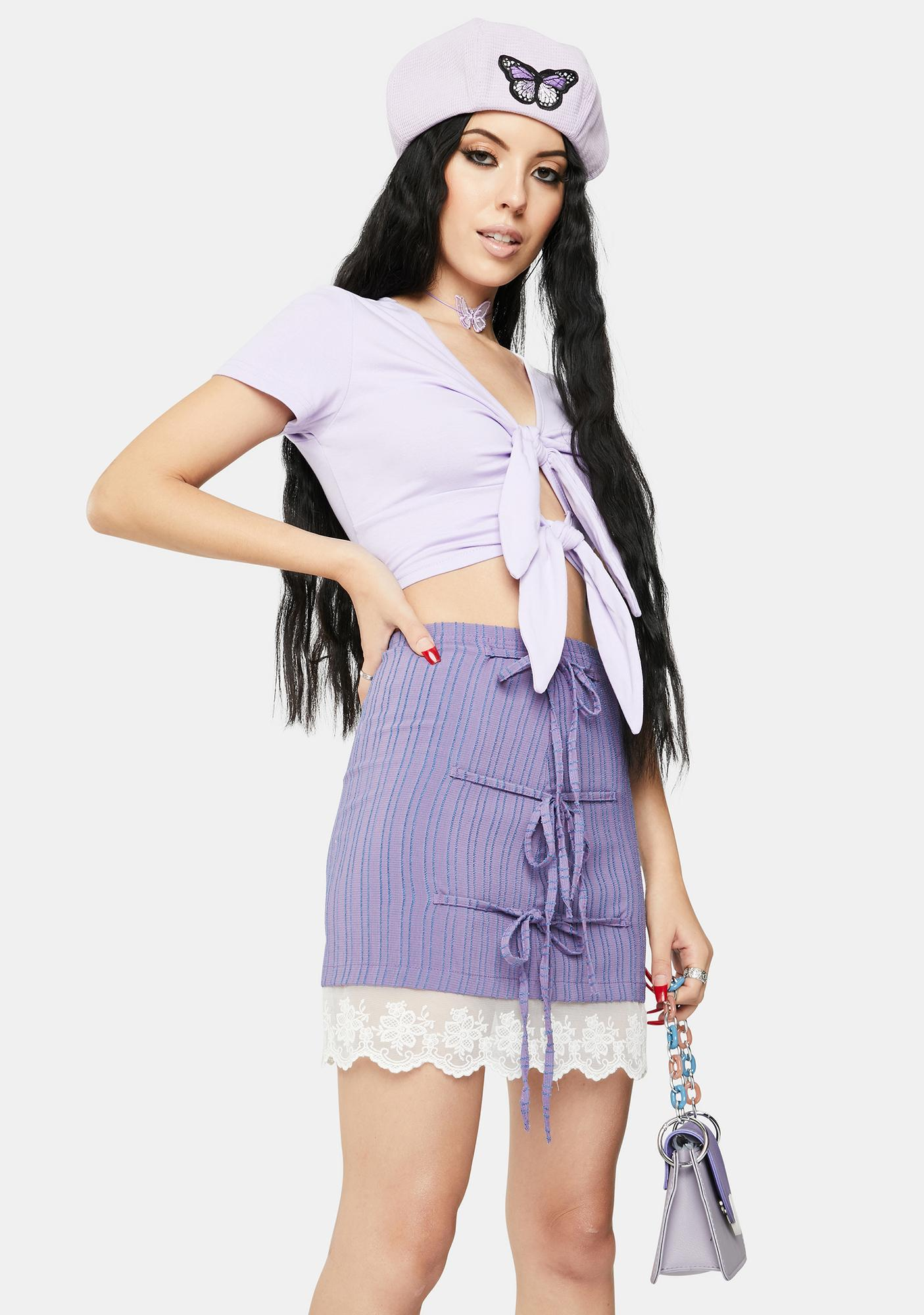 ZEMETA Magnolia Skirt