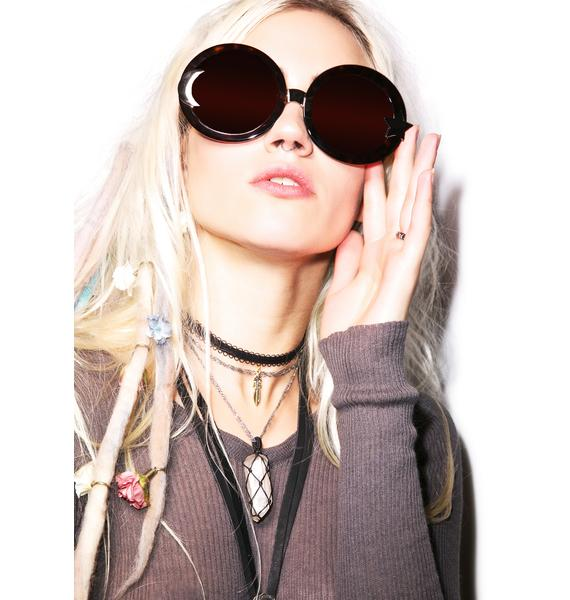 Wildfox Couture Luna Sunglasses