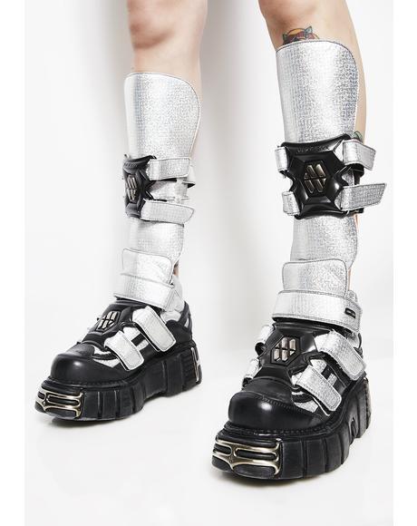 Transform Ya Buckled Boots