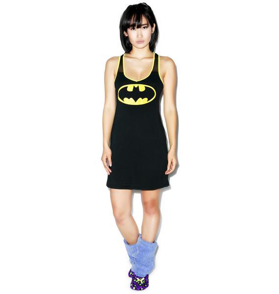 Undergirl Batman Sleep Tank