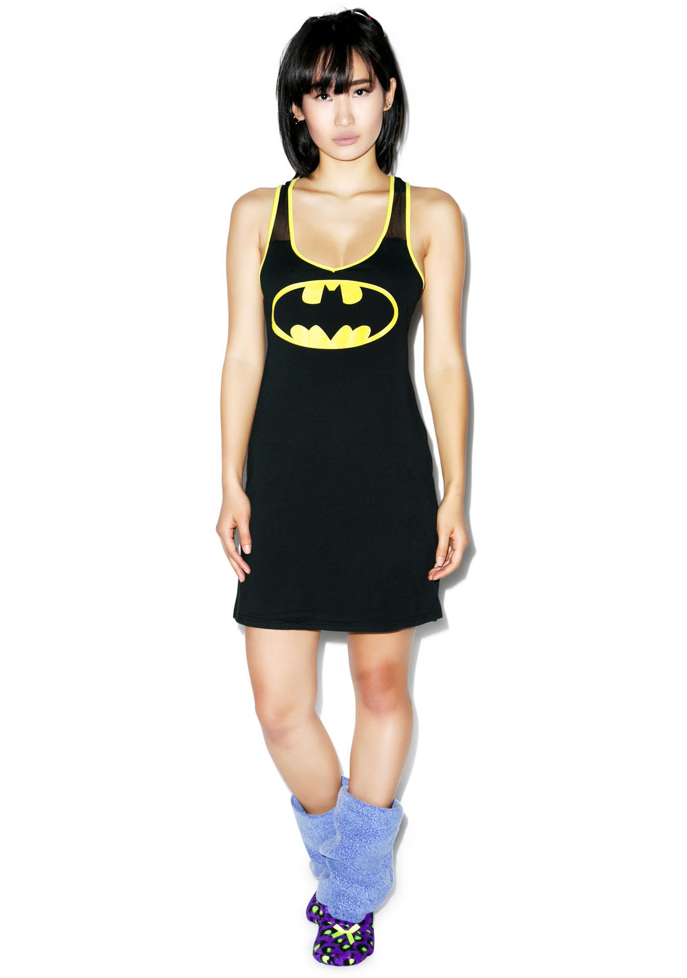 Undergirl Batman Sleep Tank