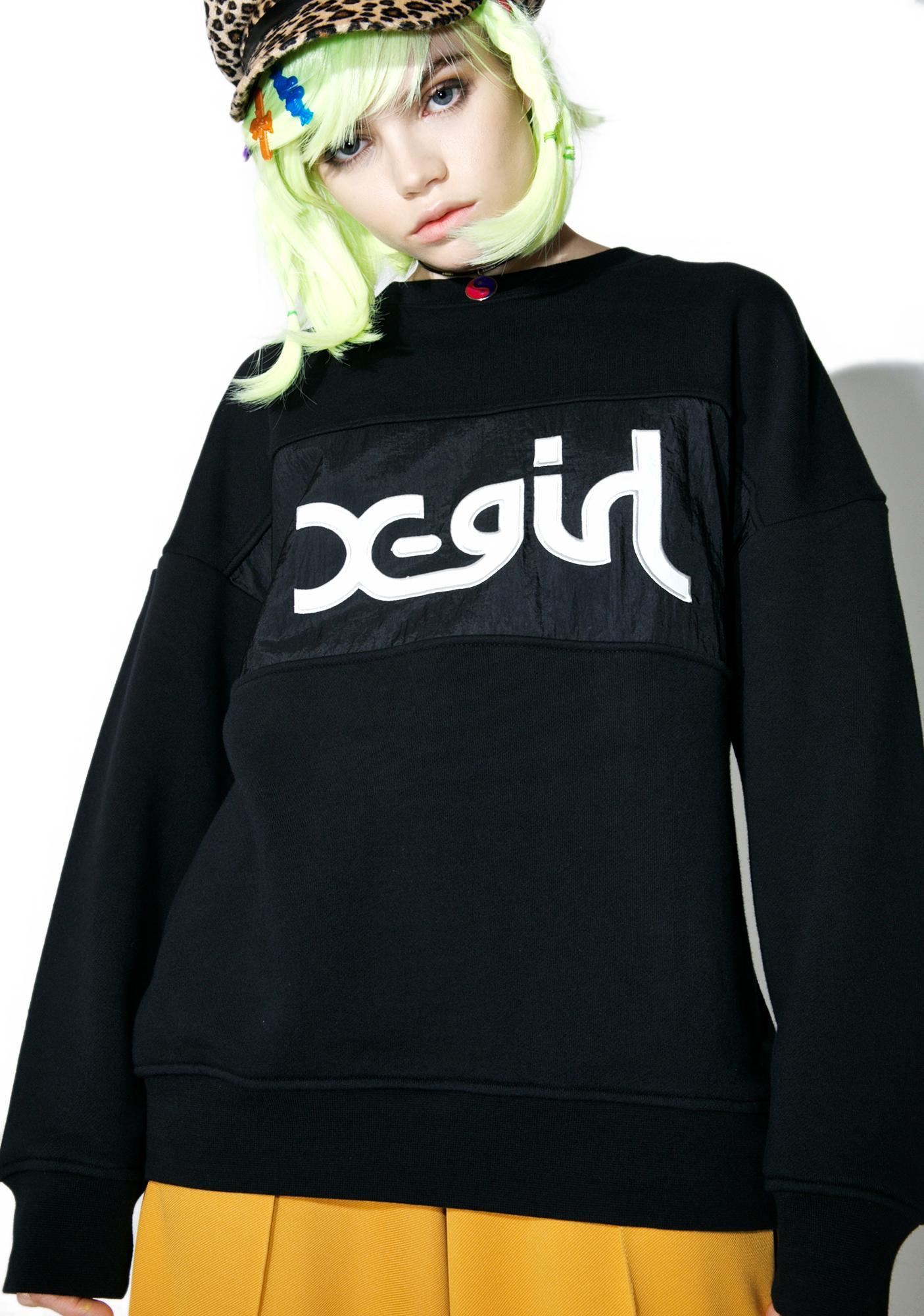 x-Girl Sporty Sweat Top