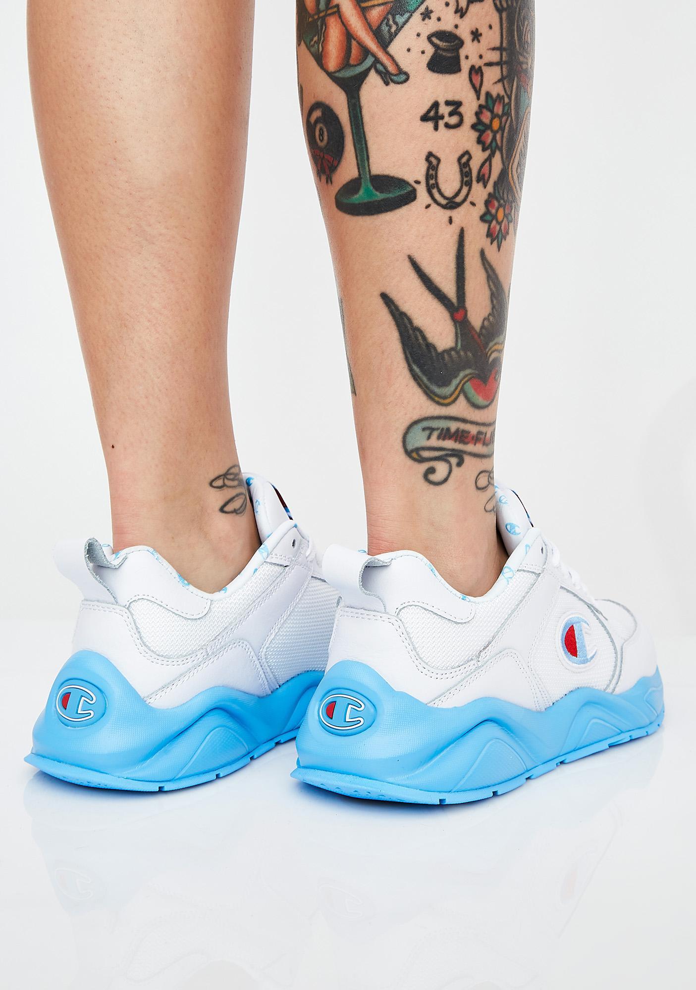 Champion Berry 93Eighteen Dip Sneakers