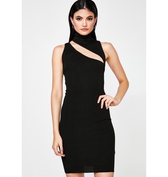 Verified Vixen Cutout Dress
