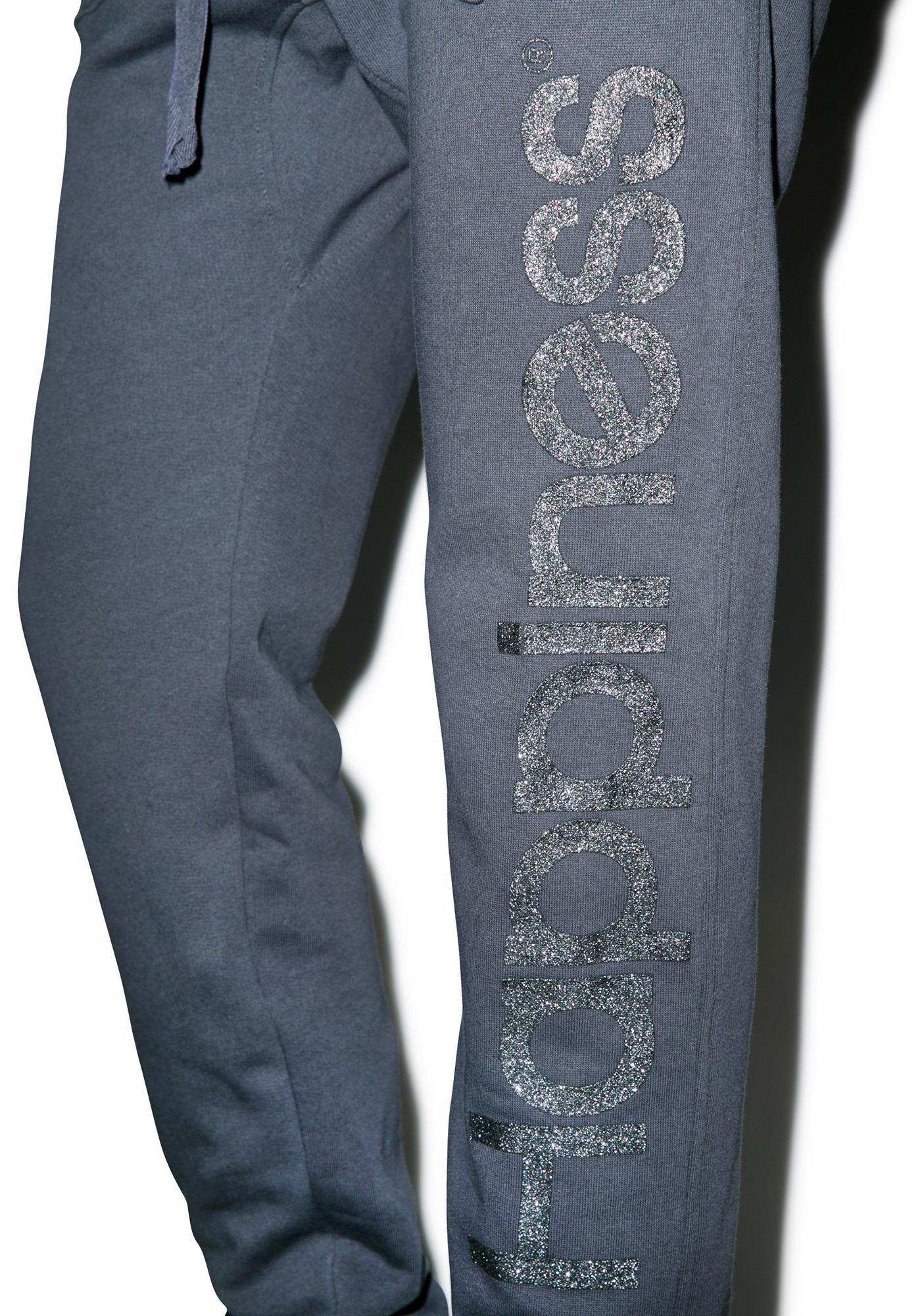 Happiness Happiness Glitter Happiness Sweatpants