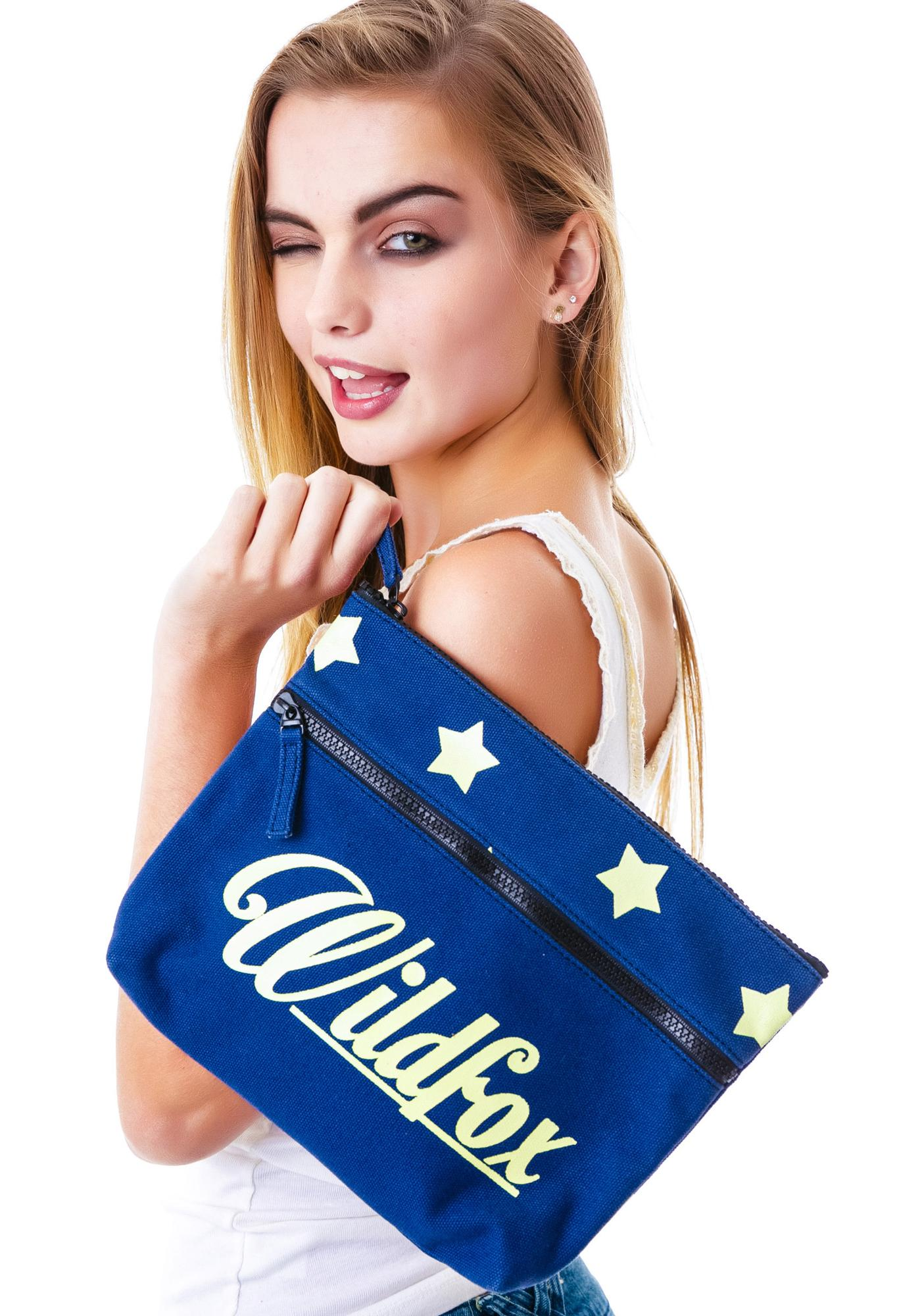 Wildfox Couture Night Owl Kitten Clutch