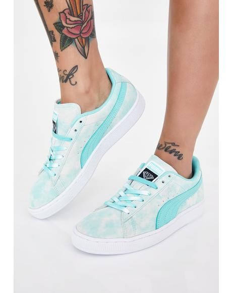 x Diamond Supply Co. Suede Sneakers