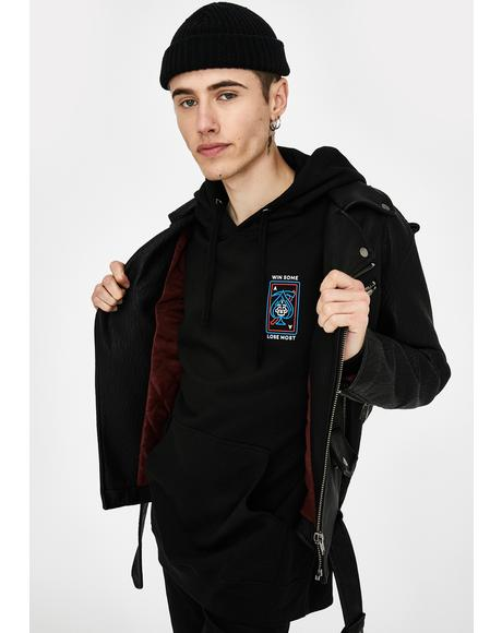 Lose Most Graphic Hoodie