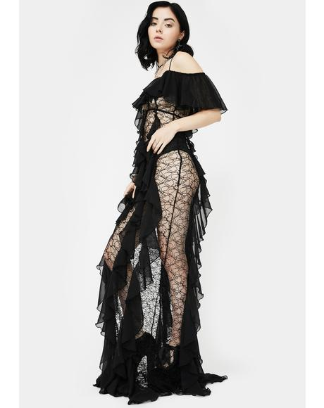 Haunted Ex Maxi Dress