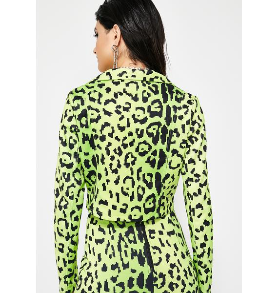 Neon Noize Moto Jacket