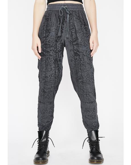 Idle Talk Jogger Pants